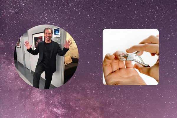 Scratch Magazine: Actor Matthew McConaughey shares his nail care ritual