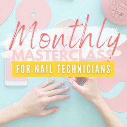 Scratch Magazine: Get a taste for technique: new masterclass membership for nail techs