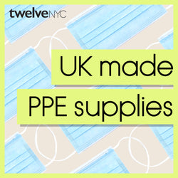 Twelve NYC launch UK made PPE supplies