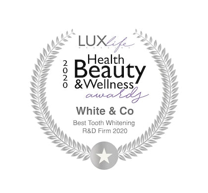 White&Co wins two major beauty awards!
