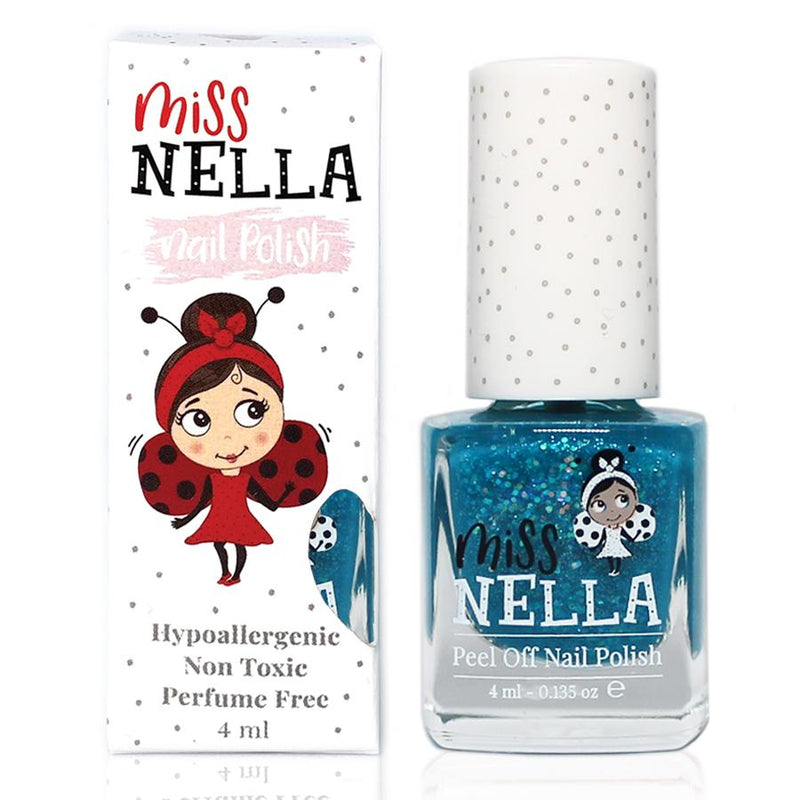 Under The Sea Glitter 4ml Peel off Kids Nail Polish - Olympia Beauty Online Store