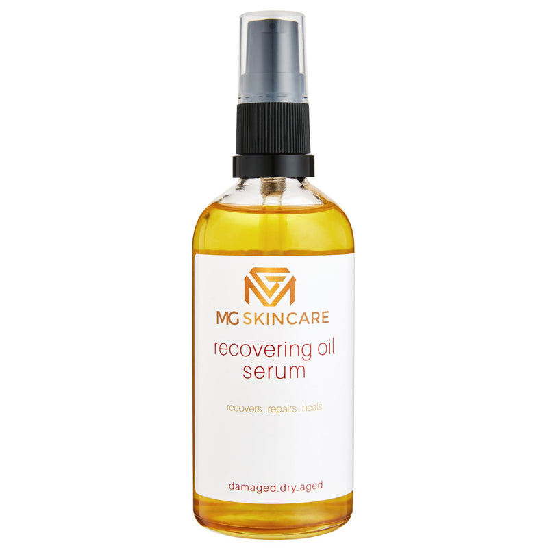 Recovering Oil Serum - Olympia Beauty Online Store