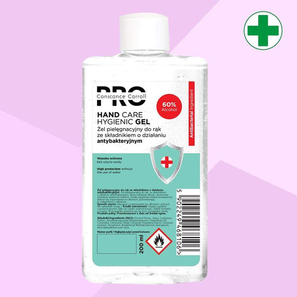 200ml Hand Care Hygienic Gel 60% Alcohol