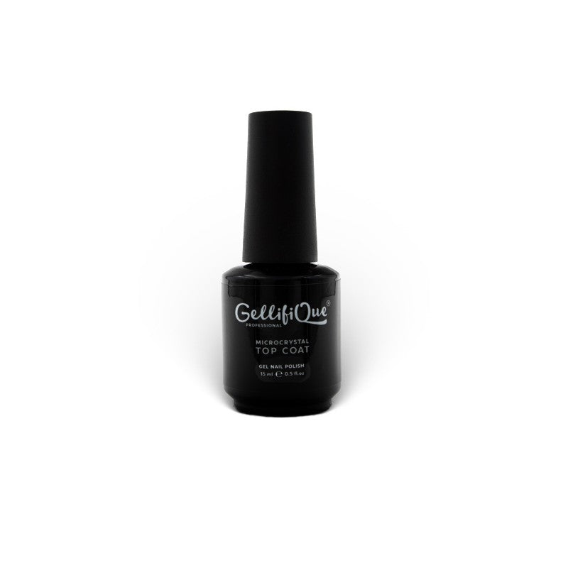 Microcrystal Tack Free Top Coat (HEMA FREE) - Olympia Beauty Online Store