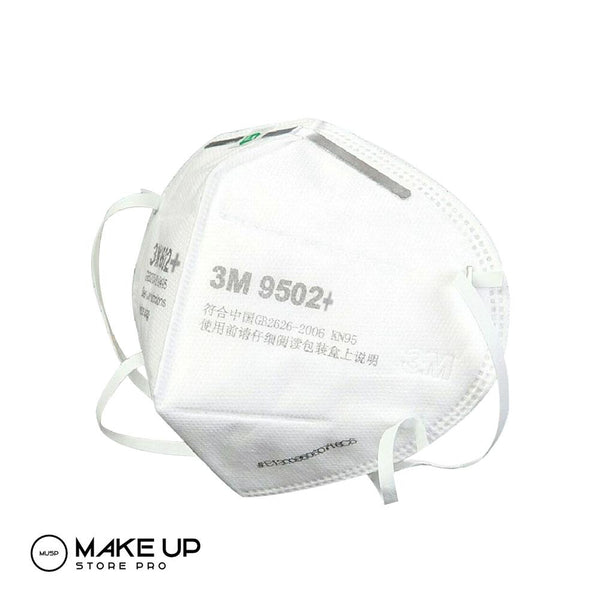 3M 9502+ Face Mask N95 Washable - Reusable