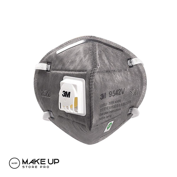 3M 9542V Activated Carbon Face Mask N95 Washable - Reusable