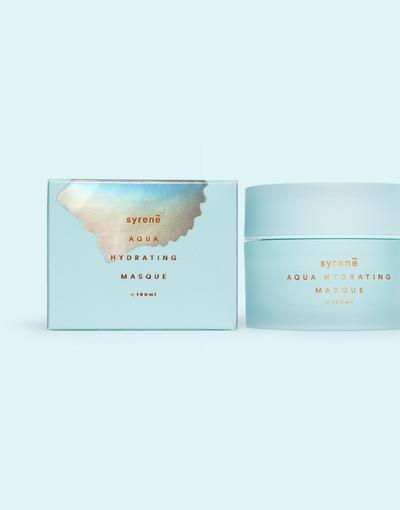 Aqua Hydrating Masque - Olympia Beauty Online Store