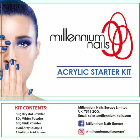 Acrylic Starter Kit - Olympia Beauty Online Store