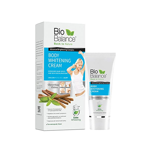 Bio Balance - Body Whitening Cream - Olympia Beauty Online Store