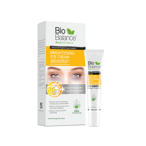 Bio Balance - Brightening Eye Cream - Olympia Beauty Online Store
