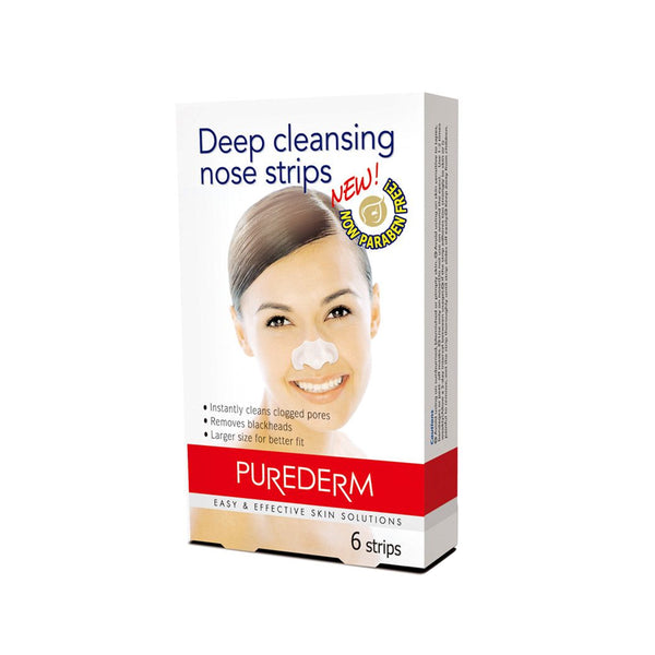 Purederm - Deep Cleansing Nose Pore Strips - Olympia Beauty Online Store
