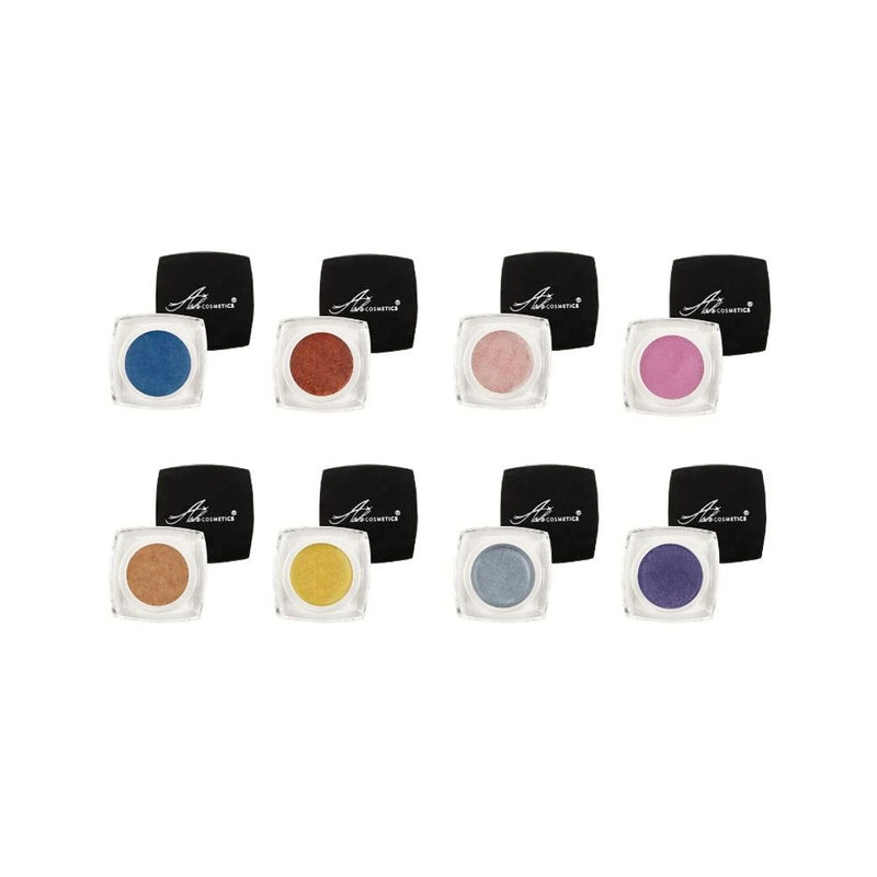 Cream eye shadow Glamour Pot - All 8 creme eye shadows in a gift set - Olympia Beauty Online Store