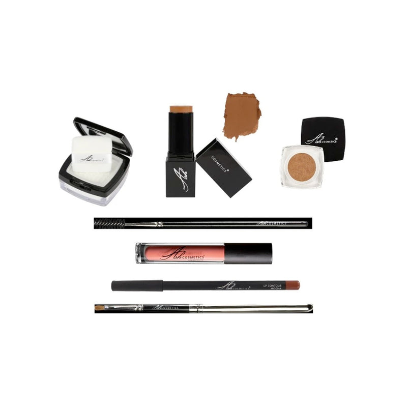 Make-up Home Kit Medium - Olympia Beauty Online Store