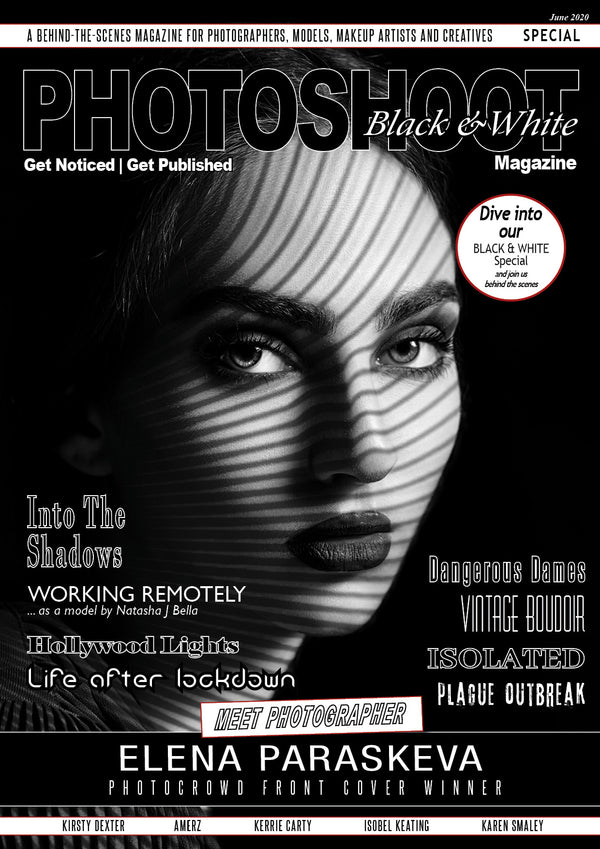 Black And White Special 2020 - PRINTED Edition + Free Download - Olympia Beauty Online Store
