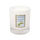 Lemongrass & Ginger Luxury Candle in 30 Cl Tumbler - Olympia Beauty Online Store