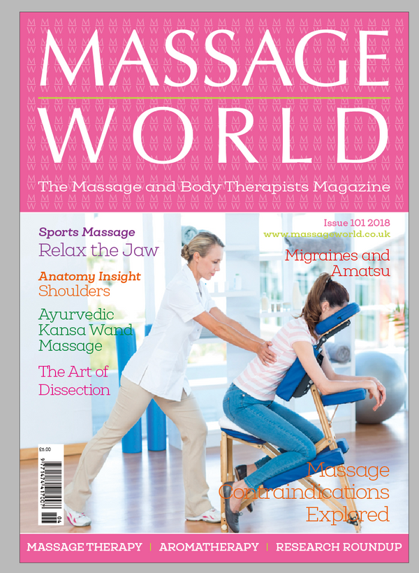 Massage World - Single Printed Issue 101 - Olympia Beauty Online Store