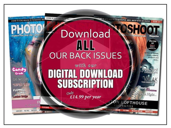 Digital Membership & 1 year subscription to our latest issues (x8) - Olympia Beauty Online Store