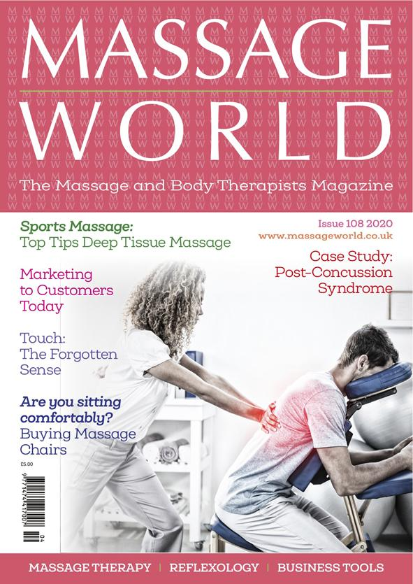 Massage World - Single Printed Issue 108 - Olympia Beauty Online Store