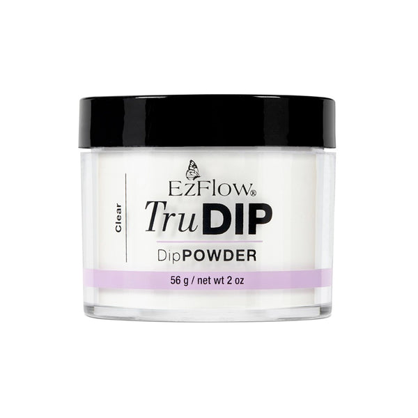 EZ TruDip Clear Powder 2oz - Olympia Beauty Online Store