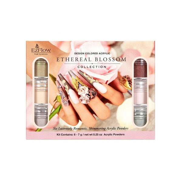 Ethereal Blossom 6pc Kit - Olympia Beauty Online Store