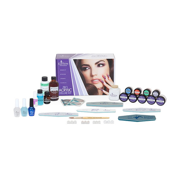Pro Acrylic Deluxe Kit - Olympia Beauty Online Store