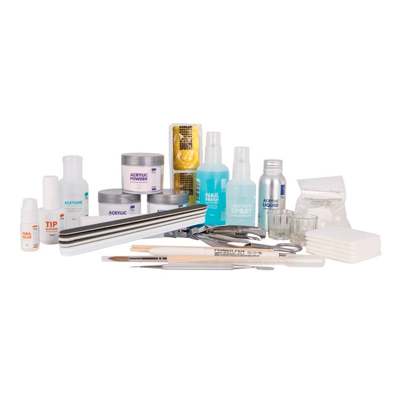 THE EDGE ACRYLIC LIQUID & POWDER KIT - Olympia Beauty Online Store