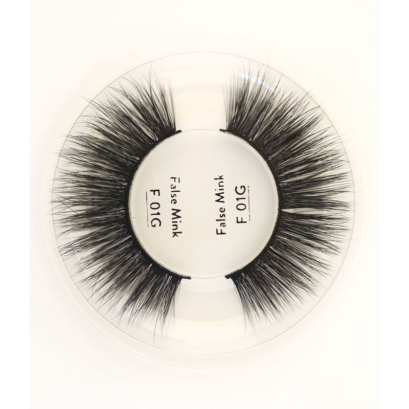 F01G | MINK LASHES - Olympia Beauty Online Store