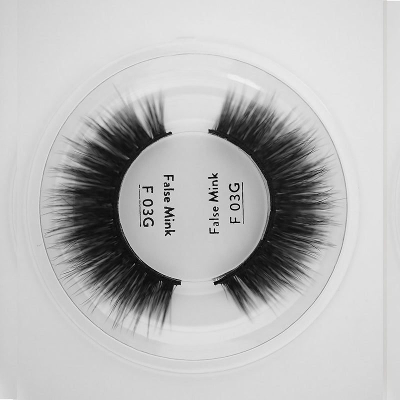 F03G | MINK LASHES - Olympia Beauty Online Store