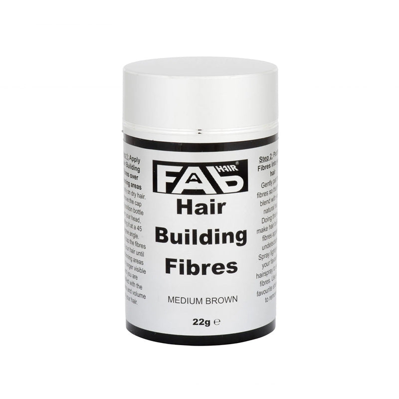 Hair Building Fibre Collection for Medium Brown Hair - Olympia Beauty Online Store