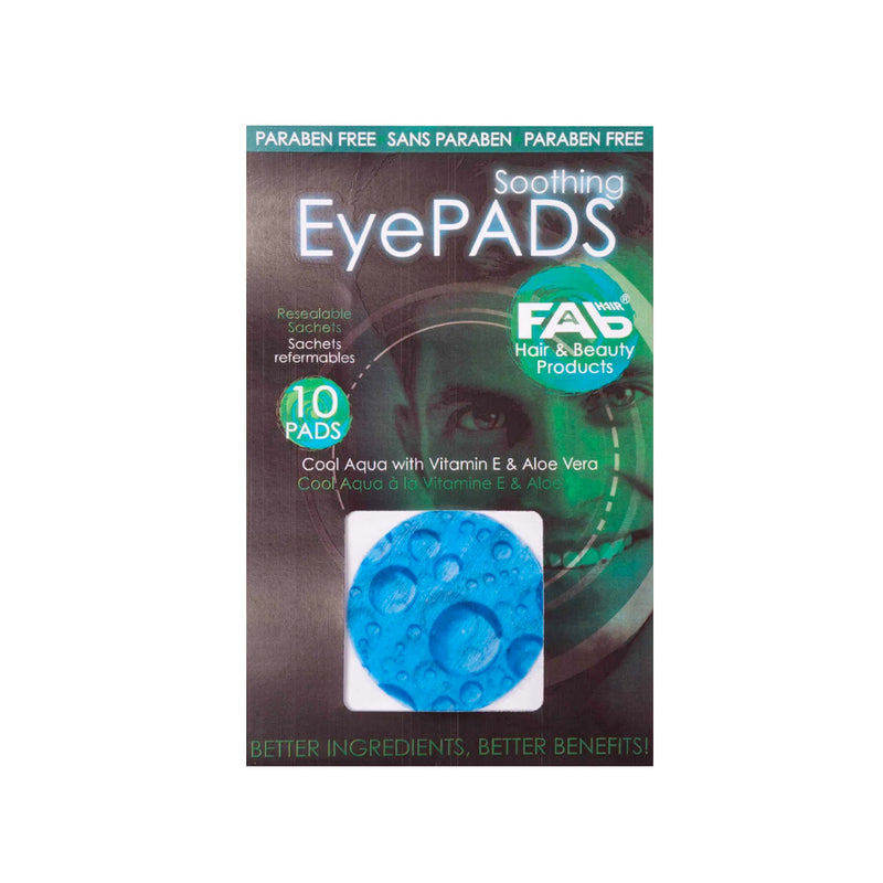 Soothing Eye Pads - Olympia Beauty Online Store