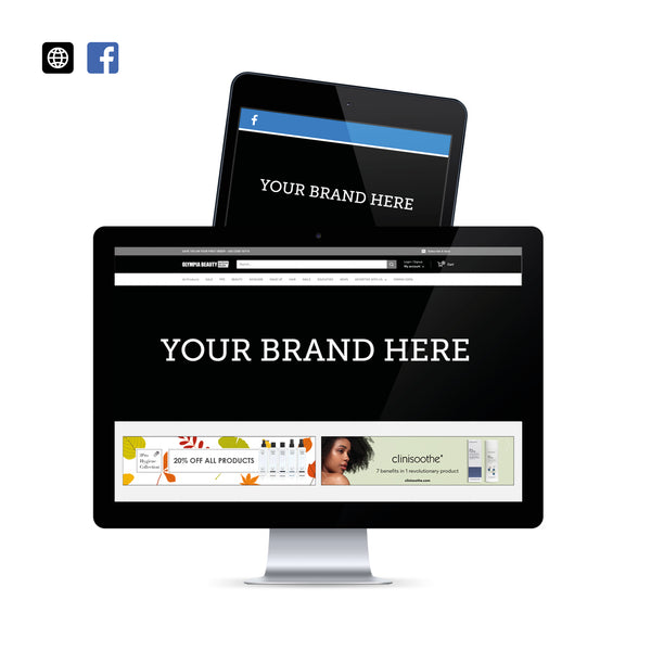 OBOS Partner Marketing Package - Facebook & Website cover