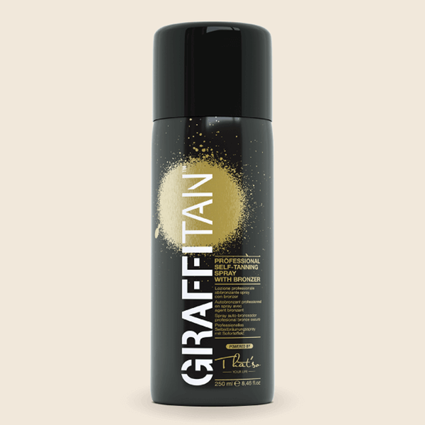 Graffitan Professional Spray Tan 8% 250ml - Olympia Beauty Online Store