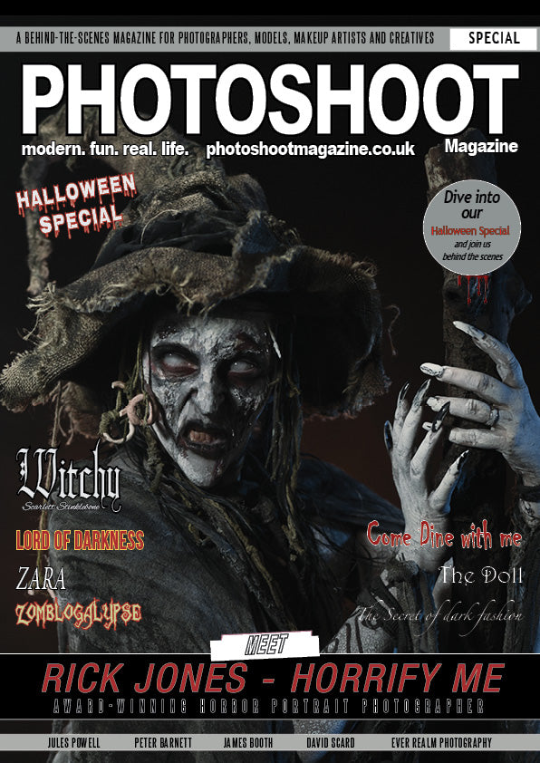 Halloween Special - PRINTED Edition + Free Digital Download - Olympia Beauty Online Store
