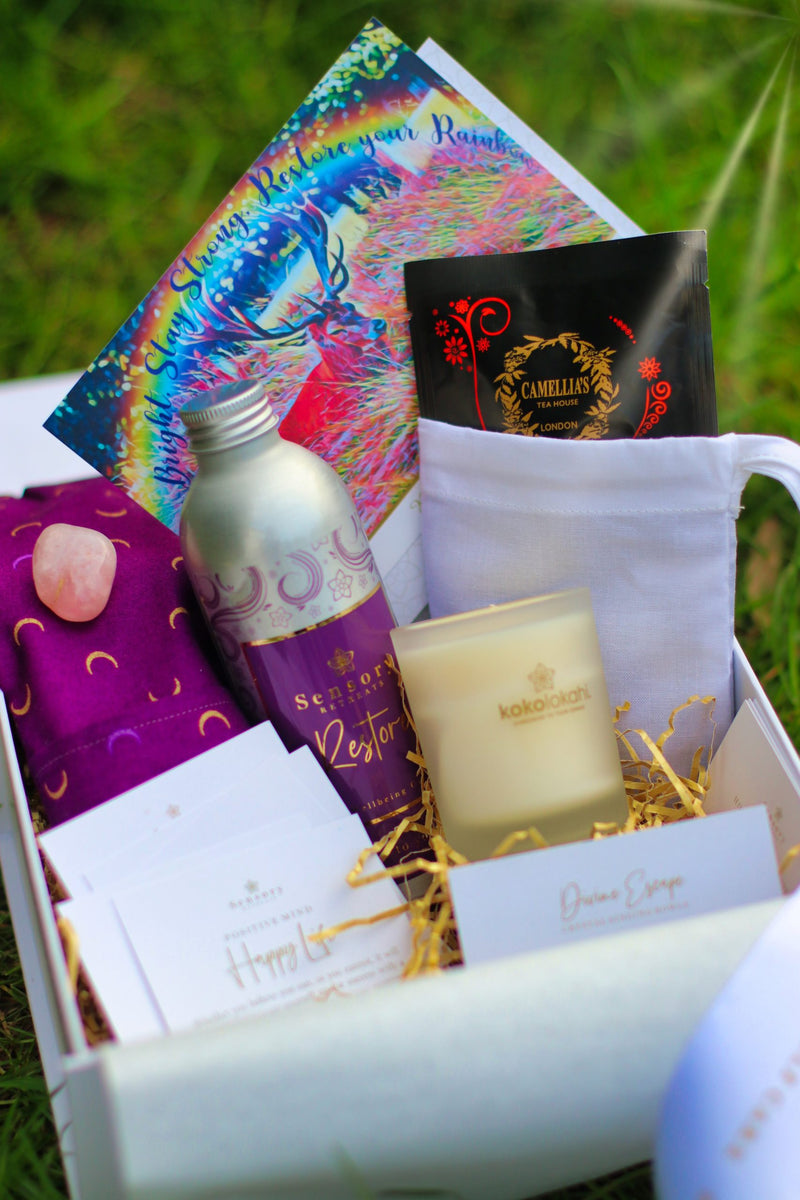 Divine Escape Wellbeing Collection - Olympia Beauty Online Store