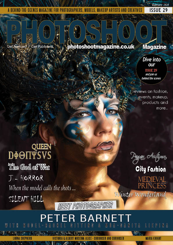 Issue 29 - PRINTED Edition + Free Digital Download - Olympia Beauty Online Store