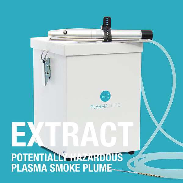 Plasma Care Plume Extractor Fan - Olympia Beauty Online Store