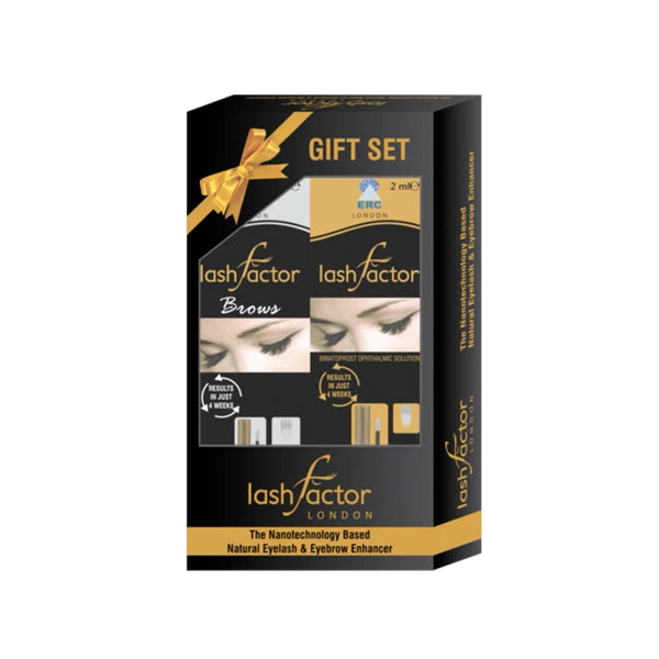 Lash and Brow Combo Gift Set - Olympia Beauty Online Store