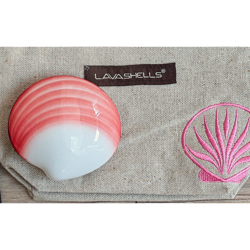 Single Personal Porcelain Lava Shell - Olympia Beauty Online Store