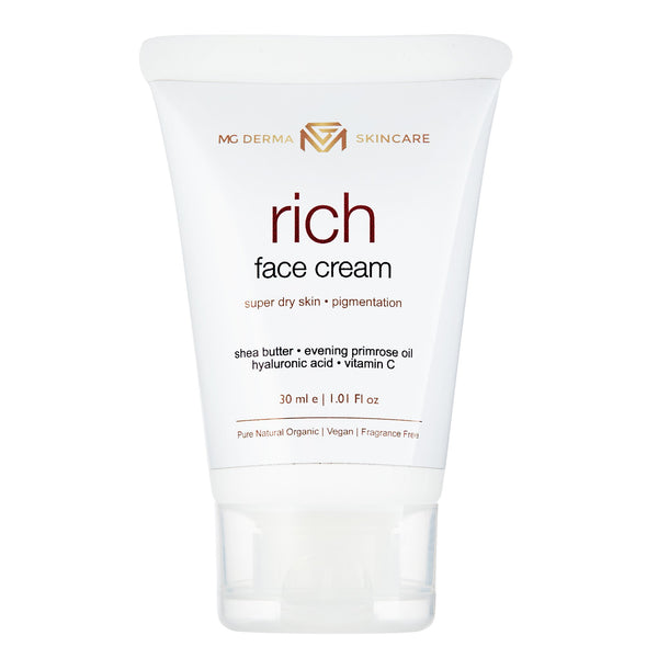 Rich Face Cream - Olympia Beauty Online Store