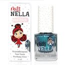 Blue the Candles Glitter 4ml Peel off Kids Nail Polish - Olympia Beauty Online Store