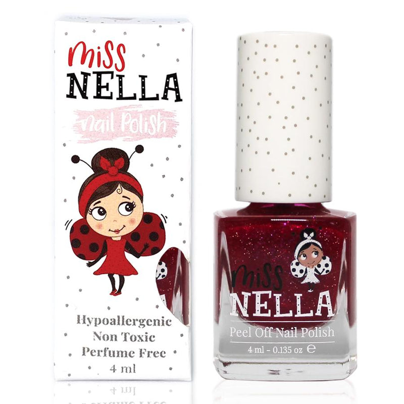 Jazzberry Jam 4ml Peel off Kids Nail Polish - Olympia Beauty Online Store