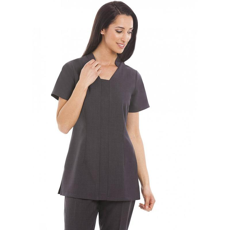 Monaco Tunic Dark Grey - Olympia Beauty Online Store