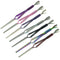 YNR Acrylic Nail Pincher Tool Multi Function Cuticle Pusher Tweezer Magic Wand