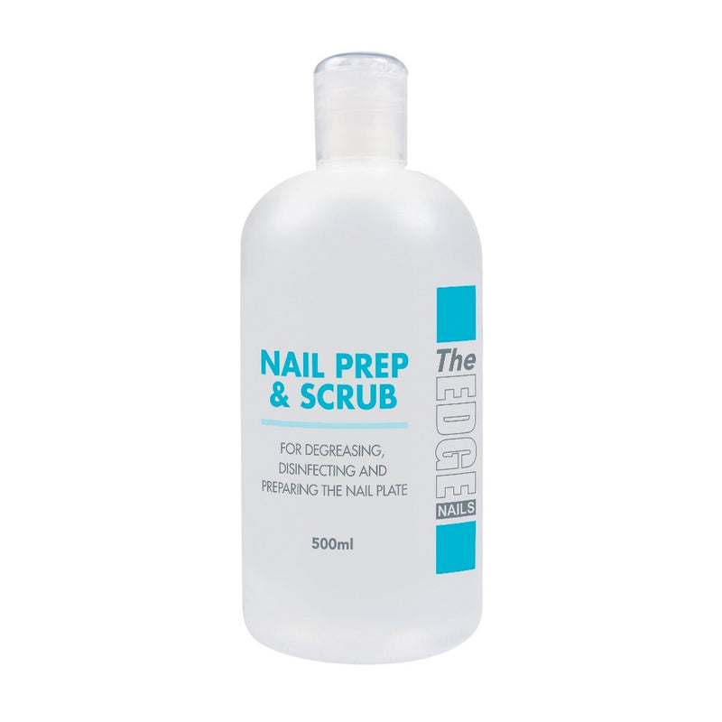 Nail Prep & Scrub 500 Ml - Olympia Beauty Online Store