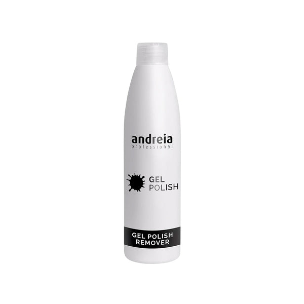 Andreia Professional Gel Polish Remover – 250ml - Olympia Beauty Online Store