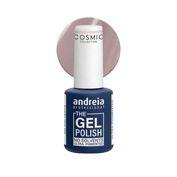 Andreia Professional – The Gel Polish – Solvent Free Gel – CO3 Baby Pink - Olympia Beauty Online Store