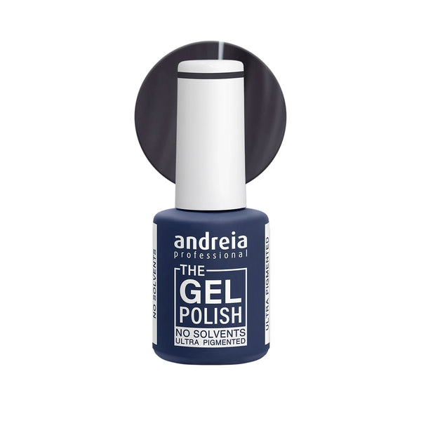 Andreia Professional – The Gel Polish – Solvent Free Gel – G41 Dark Grey - Olympia Beauty Online Store