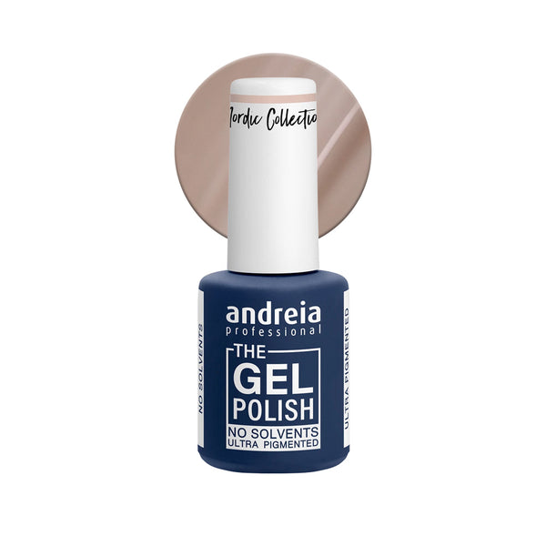 Andreia Professional – The Gel Polish – Solvent Free Gel – N2 Nude - Olympia Beauty Online Store