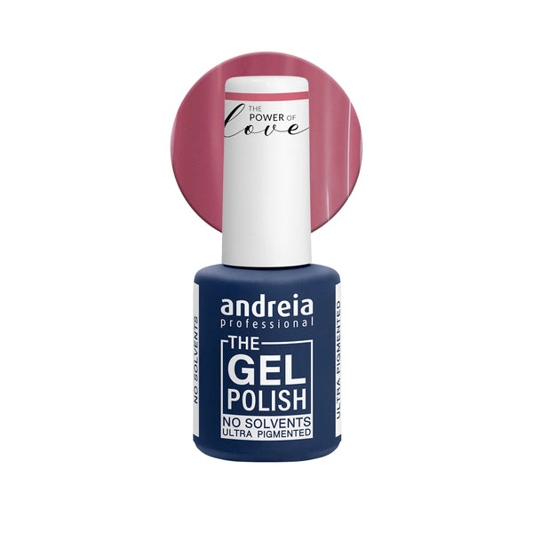Andreia Professional – The Gel Polish – Solvent Free Gel – PL1 Pink - Olympia Beauty Online Store