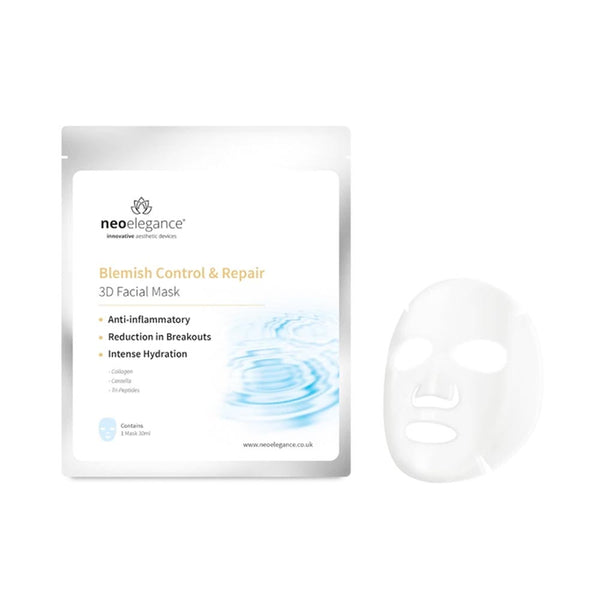 Blemish Control Sheet Mask (Pack Of 20) - Olympia Beauty Online Store